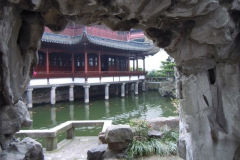 Shanghai giardino Yu mandarino
