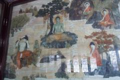 Xi'an -pagoda della Grande Oca selvatica in giada