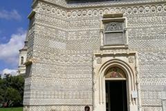 Iasi Chiesa dei Tre Gerarchi