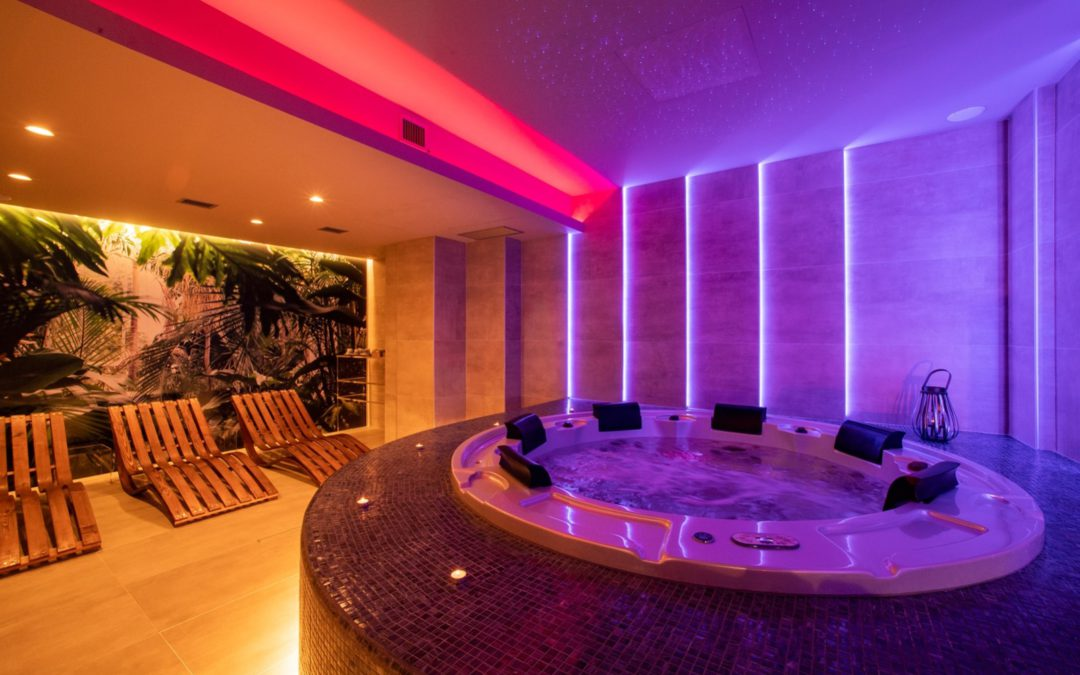 Hotel Centrale SPA & Relax ****  – Pacchetto DeLuxe
