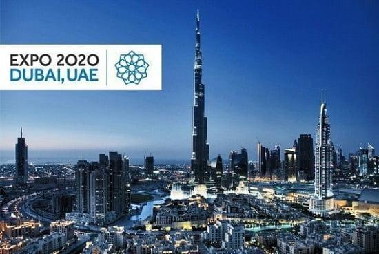 DUBAI  EXPO2020 dal 5 al 10 Dicembre 2021